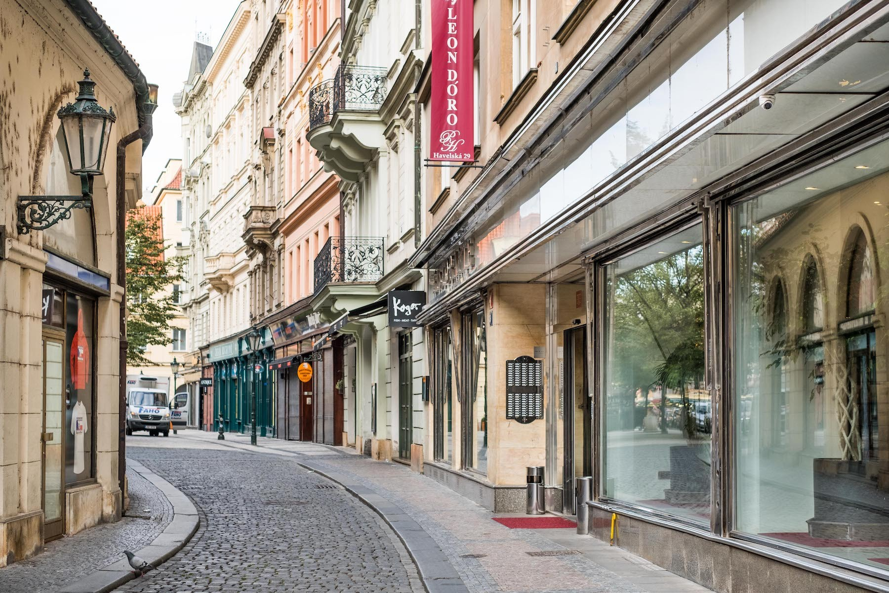 f0ad911c9c Hotel Leon D Oro - stylový hotel v centru Prahy